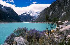 Llanganuco Lagoon, Huascaran National Park, Peru Nos vemos este feriado largo
