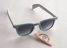 Vintage Camp Beverly Hills Sunglasses