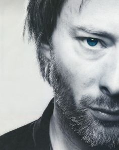 Thom Yorke By Ellis Parrinder.