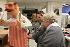 National Museum of American History - Behind the Scenes: Newly Donated Jim Henson Puppets Sesame Street Muppets, Sesame Street Characters, Jim Henson Puppets, Custom Puppets, History Major, Doctor Whooves, Fraggle Rock, The Muppet Show, Puppet Making