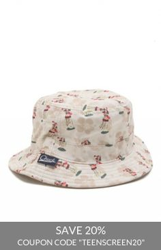 8e9c72b5d2f Chuck Originals Johnson Hula Bucket Hat