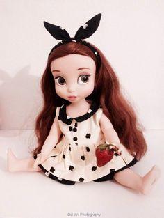Belle & Strawberry