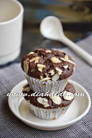 Diah Didi's Kitchen: Brownies Cookies Praktis Brownie Cake, Brownie Cookies, Brownies, Diah Didi Kitchen, Muffin, Chips, Pudding, Breakfast, Desserts