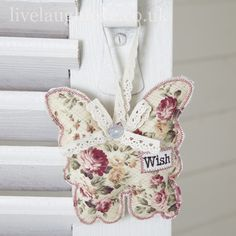 Padded butterfly