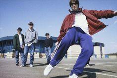 Chris Floyd retrató los excesos del brit pop | VICE | España Oasis