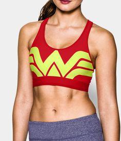 Women's under armour ® alter ego heatgear ® armour wonder woman sports bra unde Athletic Outfits, Athletic Wear, Sport Outfits, Cute Outfits, Athletic Shoes, Sport Fashion, Fitness Fashion, Women's Fashion, Women's Sports Bras