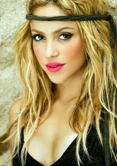 Shakira butterfly