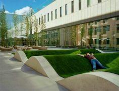 Zimmer Gunsul Frasca Architects, Randall's Children Hospital