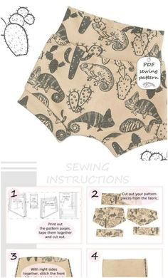 40 Adorable DIY Baby Clothing Patterns You Can Sew At Home - Comprehensive collection of DIY baby clothes that can easily be sewn at home. Includes hand sewn baby leggings and pants, dresses, onesies, and more. 40 Adorable D