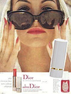 Dior Lipstick, vintage
