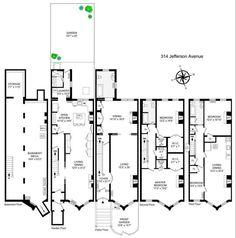 brownstone townhouse plans luxury brownstone floor plans ~ home