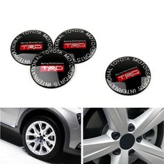Mad Hornets - 4pcs Wheel Center Hub Cap caps hubcap Emblem Sticker decal TRD Racing, Black, $14.99 (http://www.madhornets.com/4pcs-wheel-center-hub-cap-caps-hubcap-emblem-sticker-decal-trd-racing-black/)