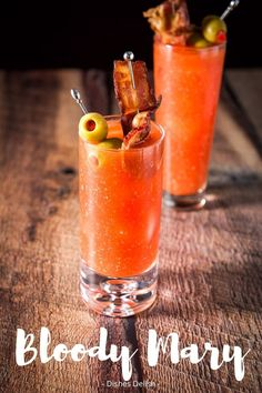 This bloody Mary cocktail recipe has just the right balance of spice and sweet to make it a fabulous and delicious accompaniment to your next brunch. Bloody Mary Cocktail Recipe, Cocktail And Mocktail, Cocktail Recipes, Brunch Drinks, Fun Cocktails, Yummy Drinks, Cold Drinks, Beverages, Milk Recipes