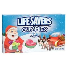 Christmas Lifesavers Gummies Candy, 3.5-ounce Boxes – Stocking Stuffer (4 pack)  http://www.fivedollarmarket.com/christmas-lifesavers-gummies-candy-3-5-ounce-boxes-stocking-stuffer-4-pack/