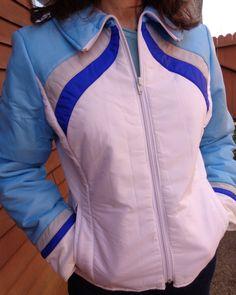 6d7e3f2580 Items similar to WINTER SALE 20% OFF Vintage Jacket Women s Fall Winter  1980s Ski Jacket Aspen Size Medium Winterwear Costume on Etsy