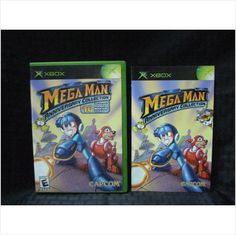 Mega Man: Anniversary Collection - Xbox - Complete - Video game 013388290154 on eBid United States