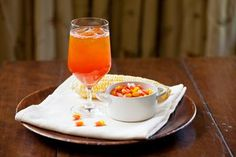 Billy's Beverages: Candied Corn Ice Tea