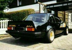 Opel Ascona 400 Widebody