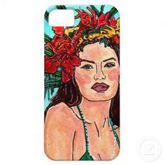 iPhone 5 Custom Case Tropical Mermaid iPhone 5 Cases