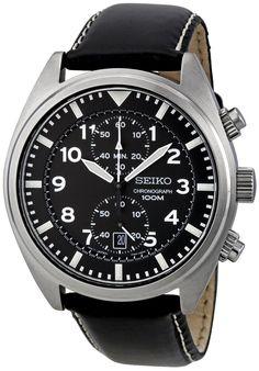Seiko Herren-Armbanduhr SNN231P1: Seiko: Amazon.de: Uhren