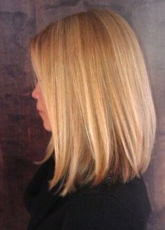 very long angled bob | Best hairstyles trends