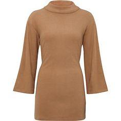 Women's HEATTECH Fleece 3/4 Sleeve Tunic