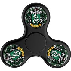 Cheap price KUB Harry Potter Slytherin Tri Finger Fidget Spinner Toys Relieve Stress Toy on sale