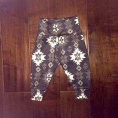 A personal favorite from my Etsy shop https://www.etsy.com/listing/253937350/tribal-leggings