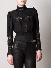 Isabel Marant hamilton embroidered top