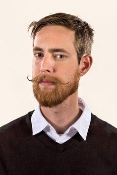 a fine specimen! Beard Pictures, Best Beard Oil, Beard Oil And Balm, Handlebar Mustache, Hipster Beard, Old Portraits, Awesome Beards, Facial Hair, Bearded Men