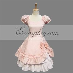Pink Gothic Lolita Dress -LTFS0155 #Everyone Can Cosplay! Cosplay costumes #Anime Cosplay Accessories #Cosplay Wigs #Anime Cosplay masks #Anime Cosplay makeup #Sexy costumes #Cosplay Costumes for Sale #Cosplay Costume Stores #Naruto Cosplay Costume #Final Fantasy Cosplay #buy cosplay #video game costumes #naruto costumes #halloween costumes #bleach costumes #anime