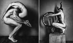 disregarded Freak Flag, Freaks And Geeks, Body Photography, Surrealism Photography, Weird Creatures, Modern City, Hand Art, Italian Art, Monochrome Photography