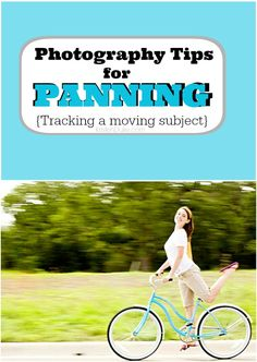 Photography Tips for Panning {tracking a moving subject} Capturing Joy with KristenDuke.com