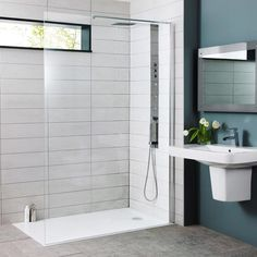 A shower enclosure plays essential role in your bathroom, we use it every day and gives you a peace of mind when you enter. We have the best brands that provide you long term satisfaction in terms of reliability and durability #ShowerEnclosure #style #amazing #design #luxury #Home #interiordesign #decor #modern #original #mirror #homedesign #glass #bespoke #rectangularshowerenclosures #quadrantshowerenclosures #offsetquadrantshowerenclosures #squareshowerenclosures #walkinenclosures…