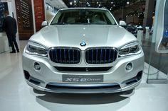 2014 Paris Motor Show: BMW X5 eDrive Hybrid - http://www.bmwblog.com/2014/10/05/2014-paris-motor-show-bmw-x5-edrive-hybrid/