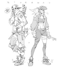 Character Sketches 588353138802693028 - ArtStation – Characters & Sketches Part Hicham Habchi Source by itsorigins Character Design Cartoon, Character Sketches, Character Design Animation, Character Design References, Fantasy Character Design, Character Drawing, Character Design Inspiration, Art Sketches, Fashion Sketches