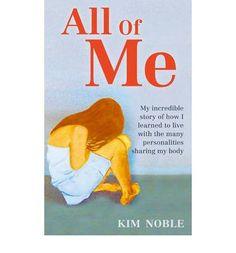 novels about dissociative identity disorder