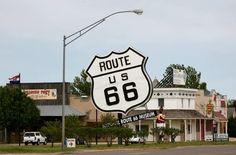 Route 66 Museum in Elk City, OK
