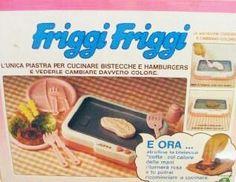 Friggifriggi giochi anni 80