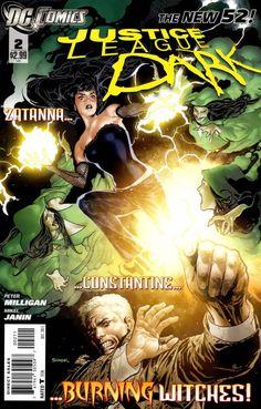 Justice League Dark #2 - In The Dark, Part Two: Dark Matter (Issue)