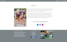 Material Design Blog Author page, created for all the writers out there.