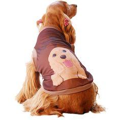 Camiseta Coleção Verão Cocker Mascote - MeuAmigoPet.com.br #petshop #cachorro #cão #meuamigopet