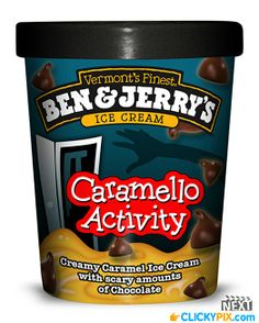 Ben and Jerry's Flavors Real and Fake