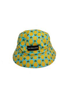 9d3c7ea43f580 Bucket Pinapple Print - Life Without Andy. NYYAH · HATS • BEANIES