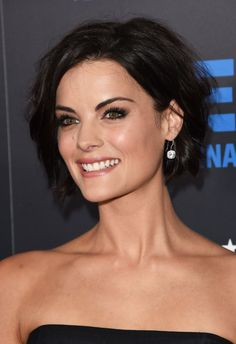 Jaimie Alexander....beautiful with eyes to stop you dead in your tracks.