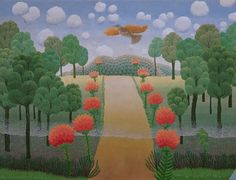 Ivan Rabuzin (1929-2008) was one of the most famous representatives of the Croatian naive art. He completed his vocational schools in Zagreb...