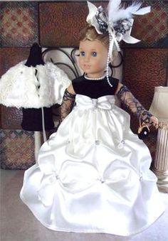By Kalypso's Doll Boutique