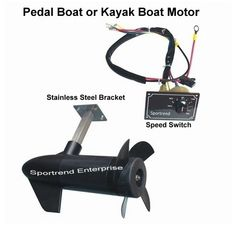 electric motors for trolling kayak - Поиск в Google