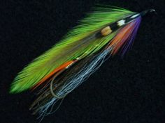Walton Lake Original Streamer Fly Tied by Larry Leight | eBay