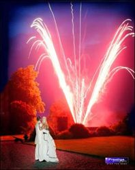 Wedding Fireworks Displays Available Throughout The UK